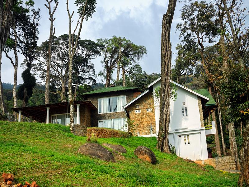 Neelakurunji Luxury Plantation Bungalow